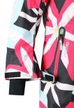 Reimatec Reach 520232B-9994 Black Pink vinterdress