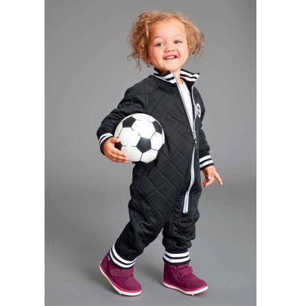 Reima Trivor 516390-9990 Black dress