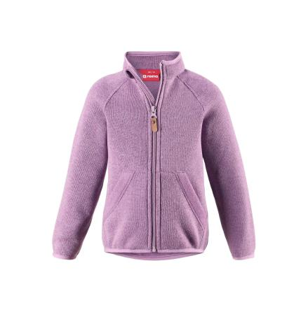Reima Hopper 526271-5180 Heather Pink fleecejakke