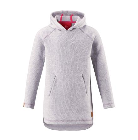 Reima Wapusk 536308-9130 Light Melange Grey fleece tunika