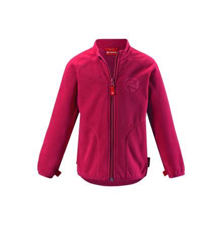 Reima Inrun 526301-3600 Cranberry Pink fleecejakke