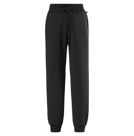 Reima Huhmar 536325-9990 Black joggebukse fleece
