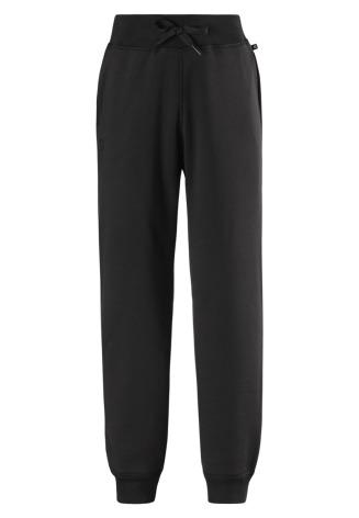 Reima Huhmar 536325-9990 Black joggebukse fleece