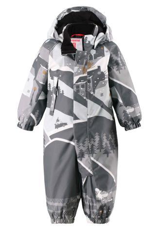 Reimatec Luosto 510301-9372 Soft Grey vinterdress