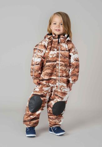 Reimatec Nuvvus 510313-1461 Burnt Brown vinterdress