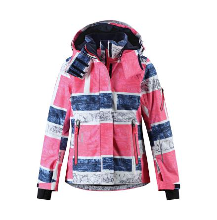 Reimatec Frost 531360B-3362 Strawberry Red vinterjakke