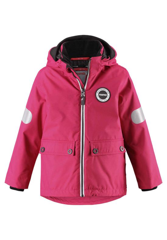 8a29e8ae5 Reimatec Seiland 521559-3600 Cranberry Pink 3 in 1 vinterjakke reima ...