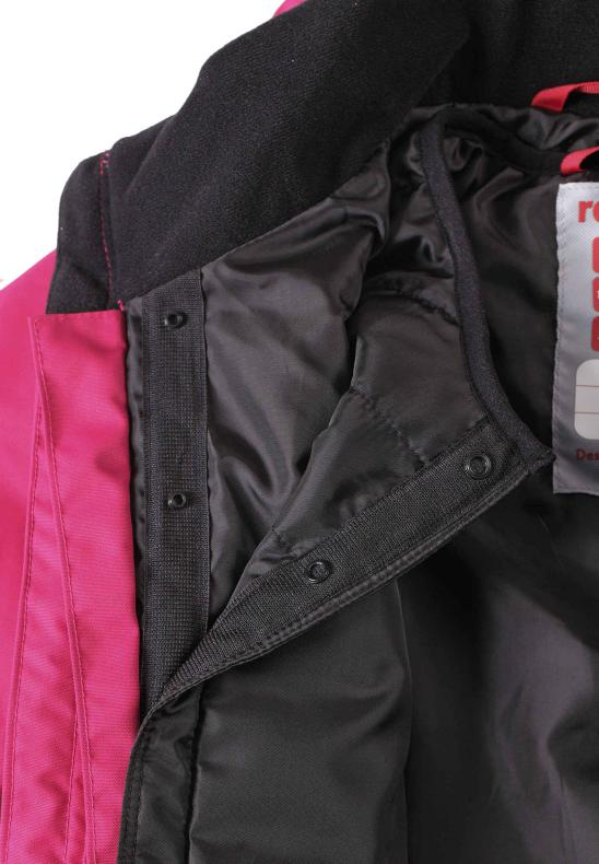 165b695f Reimatec Seiland 521559-3600 Cranberry Pink 3 in 1 vinterjakke reima ...
