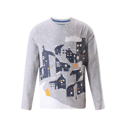 Reima Kamet 536329-9150 Melange Grey trøye