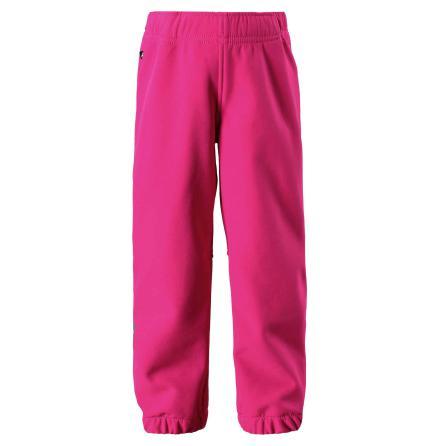 Reima Oikotie 522235-4620 Pink softshellbukse