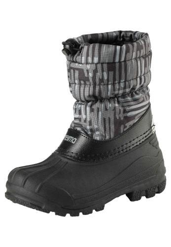 Reima Nefar 569324-9991 Black mønster vinterstøvler