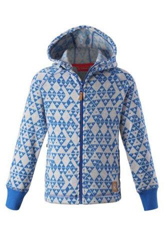 Reima Northern 536201-6684 Blue fleecejakke