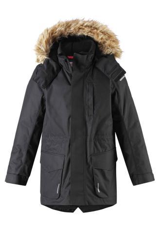 Reimatec Naapuri 531351-9990 Black vinterjakke