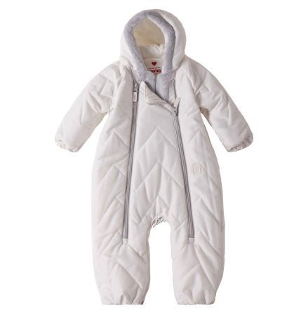 Reima Nalle 510305-0110 Off White vinterdress/sovepose