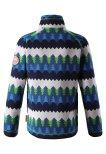 Reima Brollies 536337-6686 Blue fleecejakke
