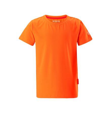 Reima Speeder 536335-2750 Orange Glow t-skjorte