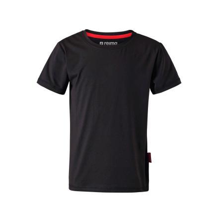 Reima Speeder 536335-9990 Black t-skjorte