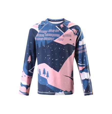 Reima Sirma 536331-4081 Pale Pink trøye uv 50 +