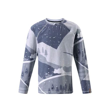 Reima Sirma 536331-9292 Cool Grey trøye uv 50 +