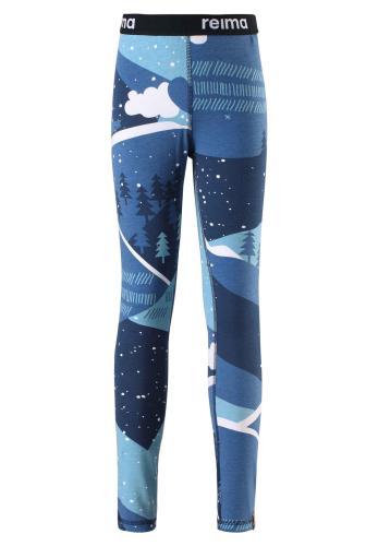 Reima Sivakka 536332-6795 Denim Blue leggings uv 50 +
