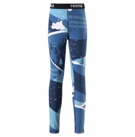 Reima Sivakka 536332-6795 Denim Blue leggings uv 50 +