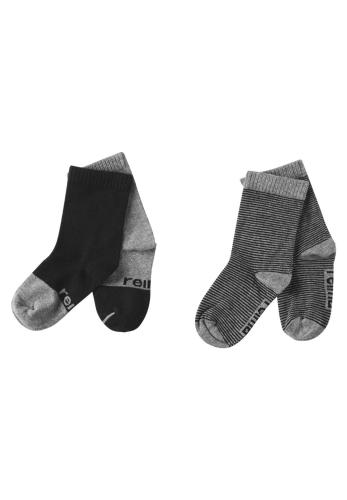 Reima My Day 527308-9401 Melange Grey sokker 2 pk