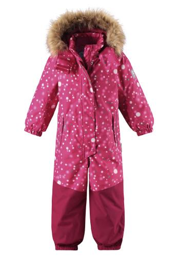Reimatec Saana 520236-3604 Cranberry Pink vinterdress