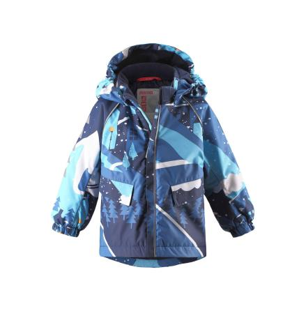 Reimatec Mjuk 511273-6795 Denim Blue vinterjakke