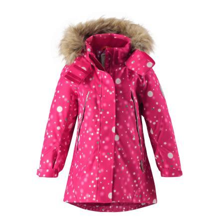 Reimatec Silda 521574-3604 Cranberry Pink vinterjakke