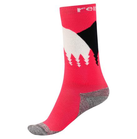 Reima Ski Day 527313-3361 Strawberry Red sokker