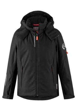 Reimatec Detour 531365-9990 Black vinterjakke