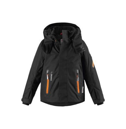 Reimatec Regor 521571A-9990 Black vinterjakke