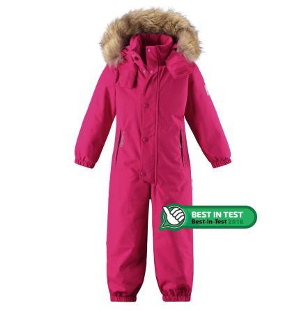 Reimatec Stavanger 520237-3600 Cranberry Pink vinterdress