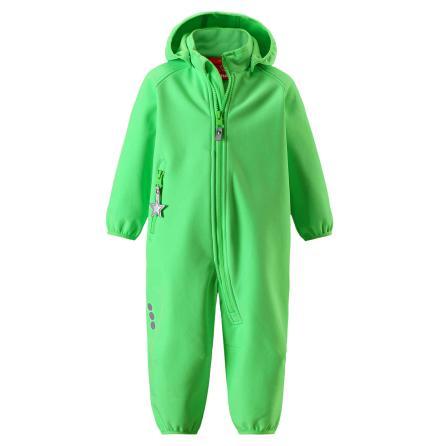 Reima Kotilo 510285-8460 Summer green softshelldress