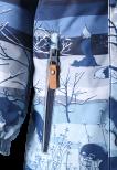 Reimatec Puhuri 510306-6762 Jeans Blue vinterdress
