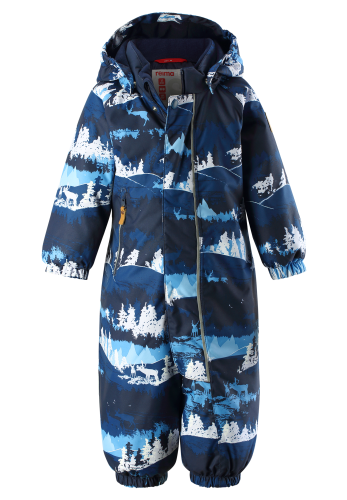 Reimatec Puhuri 510306-6769 Jeans Blue vinterdress