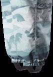 Reimatec Puhuri 510306-8579 Eucalyptus Green vinterdress