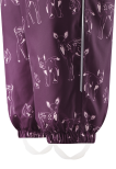 Reimatec Lappi 510308-4966 Deep Purple vinterdress