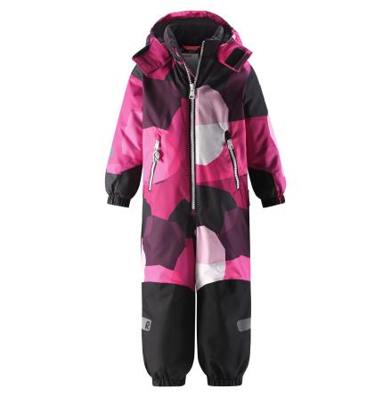 Reimate Kiddo Snowy 520269B-4656 Raspberry Pink vinterdress