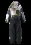 Reimate Kiddo Snowy 520269B-8935 Khaki Green vinterdress
