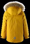 Reimatec + Serkku 531354-2460 Dark Yellow vinterjakke dun