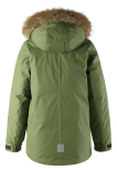 Reimatec + Serkku 531354-8930 Khaki Green vinterjakke dun