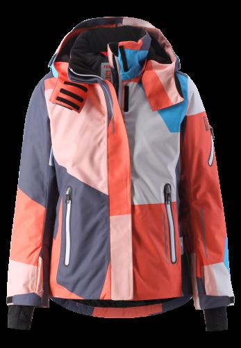 Reimatec Frost 531430B-3221 Bright Salmon vinterjakke