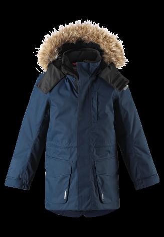 Reimatec Naapuri 531351-6980 Navy vinterjakke