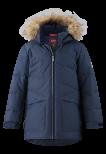 Reima Jussi 531349-6980 Navy vinterjakke dun