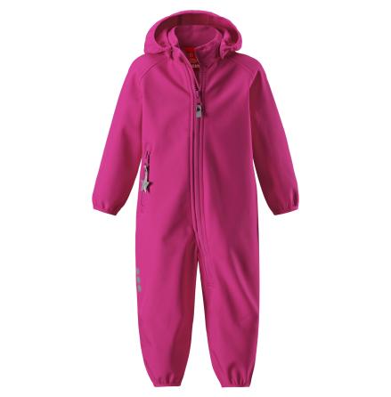 Reima Kotilo 510285-4620 Pink softshelldress