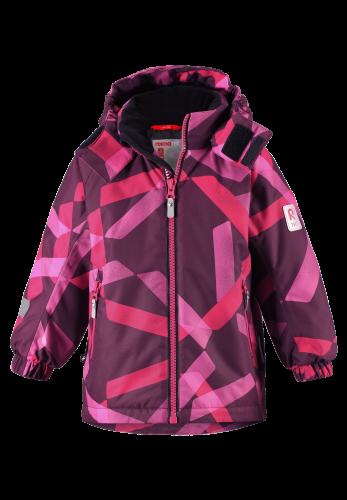 Reimatec Maunu 521557B-3608 Cranberry  Pink vinterjakke