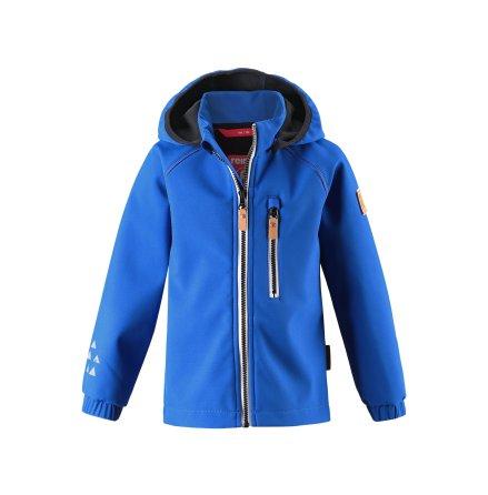 Reima Vantti 521569-6680 Blue softshelljakke