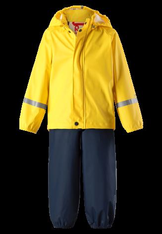 Reima Tihku 513101-235A Yellow/Navy Regnsett