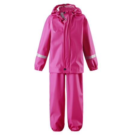 Reima Tihku 513101-4620 Pink Regnsett